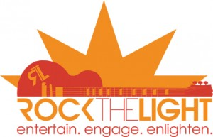 Rock the Light Logo